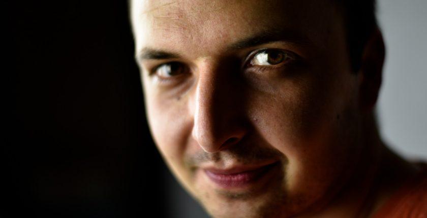 Konrad Oprzędek fot Karina Kiczek