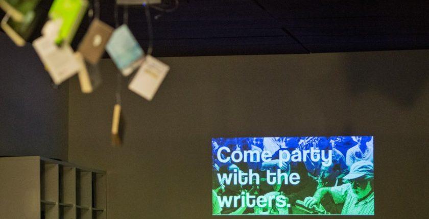 Otwarte wydarzenie o pisaniu 2016, fot. Marta Piskorek