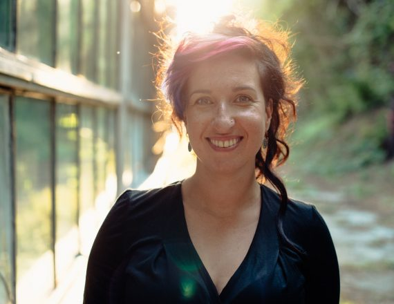 Sylwia Chutnik, fot. Wojtek Rudzki