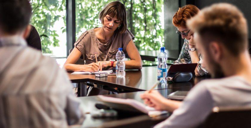 Warsztaty reportersko-podróżnicze, fot. Inga Szeliga